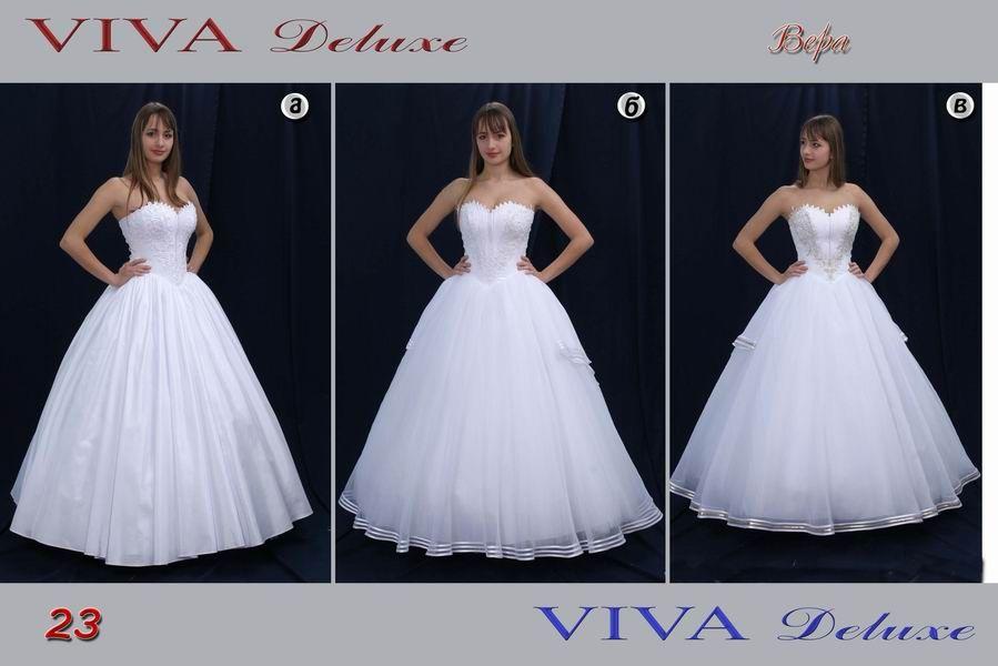 свадебные платья Вера
