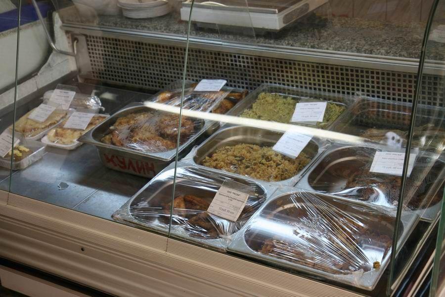 Кулинария при Галерее