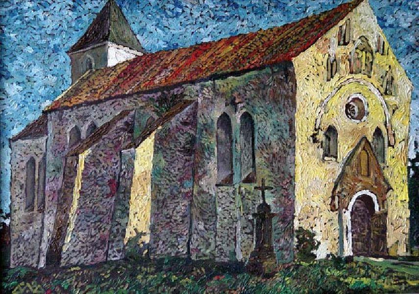 Landskirche Estland