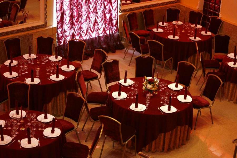 Банкетный зал ресторана ЭлЛада