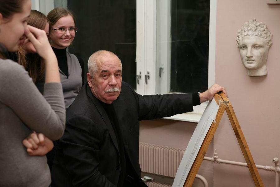 Володин Серафим Александрович