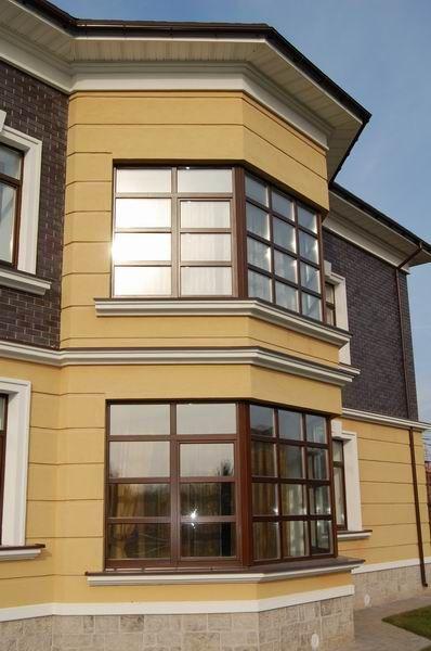 деревянные окна с раскладкой