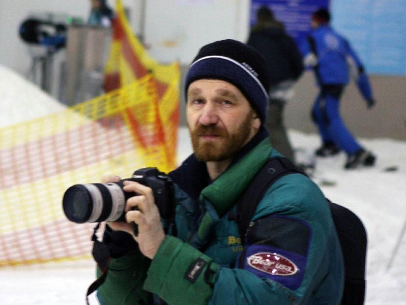 фотограф Алексндр Ведарев